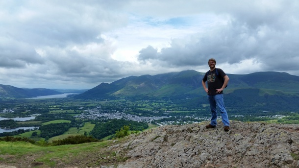 Call Me Katie - Lake District Day 2 at Walla Crag, Surprise View and Keswick in Cumbria 9
