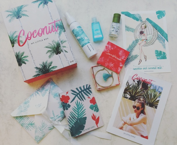 Call Me Katie - My Little Coconut Box July 2016 Review 14