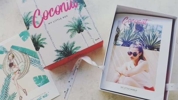 Call Me Katie - My Little Coconut Box July 2016 Review 5