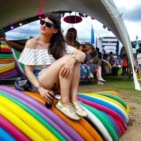 Festival style: what I wore to Lovebox in London