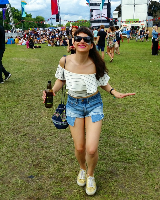 Call Me Katie - What I Wore to Lovebox in London - Festival Style 3