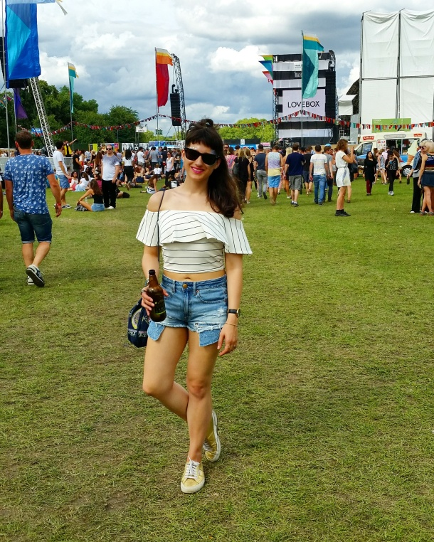 Call Me Katie - What I Wore to Lovebox in London - Festival Style 5