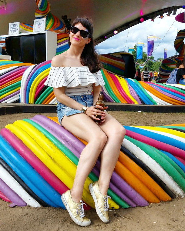 Call Me Katie - What I Wore to Lovebox in London - Festival Style 6