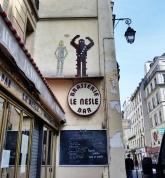 Call Me Katie - Instagramable Spots in Paris - Brasserie le Nesle Bar