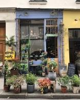 Call Me Katie - Instagramable Spots in Paris - flower shops