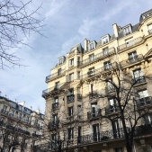 Call Me Katie - Instagramable Spots in Paris - house fronts 2