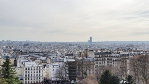 Call Me Katie - Instagramable Spots in Paris - Montmartre from the stairs of the Sacre Coeur 1