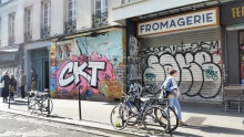 Call Me Katie - Instagramable Spots in Paris - Rue du Faubourg-Saint-Denis