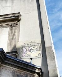 Call Me Katie - Instagramable Spots in Paris - Street Art