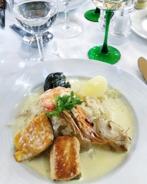Call Me Katie - Where to Eat in Paris - Bofinger - Traditional Alsace Dishes - Fish dish