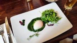 Call Me Katie - Where to Eat in Paris - Hotel du Nord - oeuf parfait