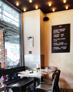 Call Me Katie - Where to Eat in Paris - Paris New York for excellent French Hamburgers