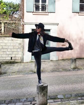 Call Me Katie - Yoga Playtimes in Paris - Montmartre