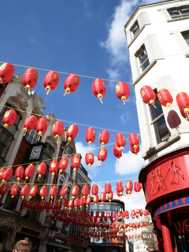 Call Me Katie - What I Wore - Celebrating Chinese New Year in China Town London - 2