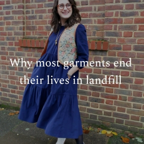 Why most garments end their lives in landfill