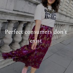 Perfectly sustainable and ethical consumers don't exist