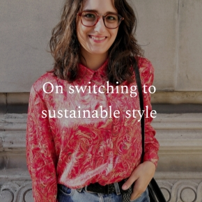 On switching to sustainablestyle